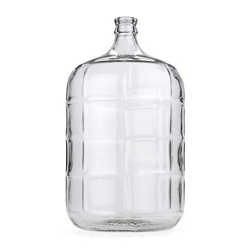 Glass Carboy - 3 Gallon Capacity