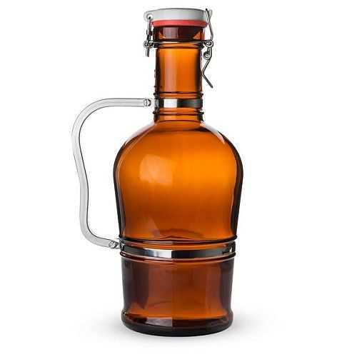 2 Liter Growler Glass (64 oz)