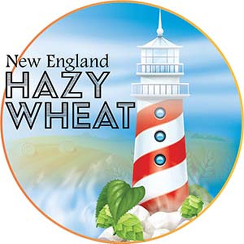 Brewer's Best New England Hazy Wheat Ingredient Kit