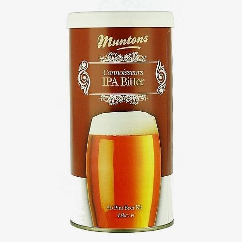 Muntons IPA Bitter Beer Kit - 6 Gallon