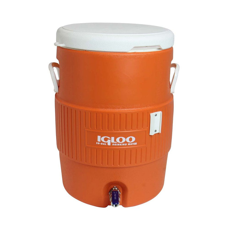 10 Gallon Igloo Cooler Mash Tun Complete