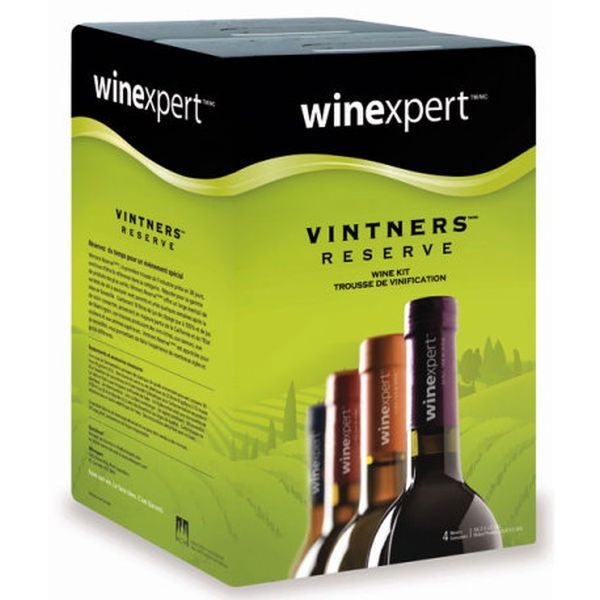 Chamblaise Vintners Reserve Wine Ingredient Kit