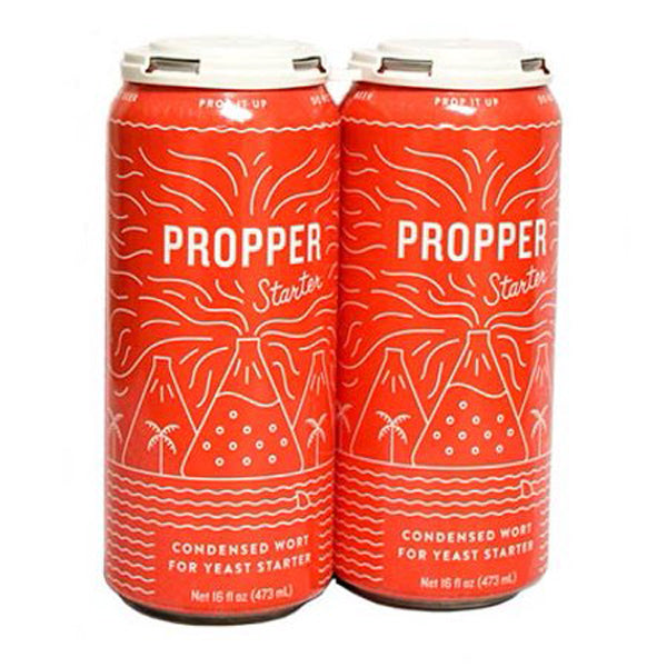 Propper Starter Concentrated Wort, 16 oz Can - 2 Pack