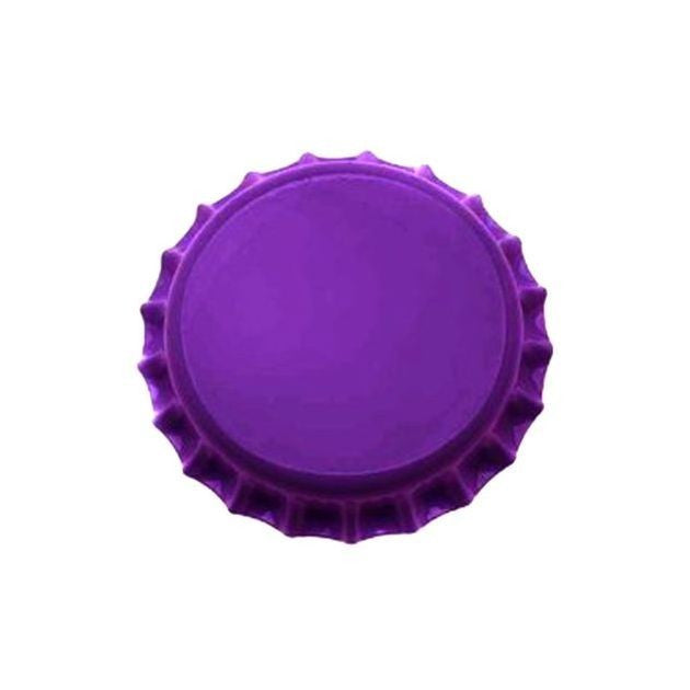 Oxygen Absorbing Bottle Caps - Purple, 144 count