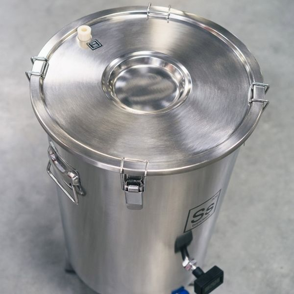 Ss Brewtech Brewmaster Brew Bucket Fermenter 7 Gallon