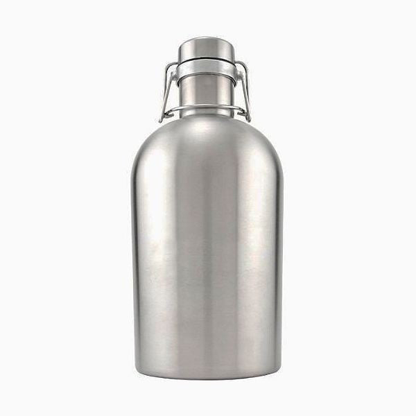 Stainless Steel Growler (64 oz)