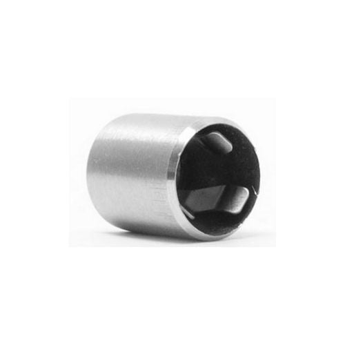 Stainless Steel Racking Cane Tip - 3/8""