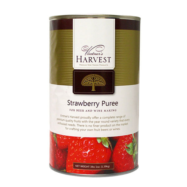 Strawberry Puree - Vintner's Harvest (3.1 lbs)
