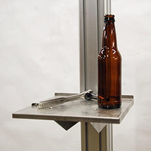 Blichmann TopTier Utility Shelf -   For use with stand (10X10 50 lb capacity)