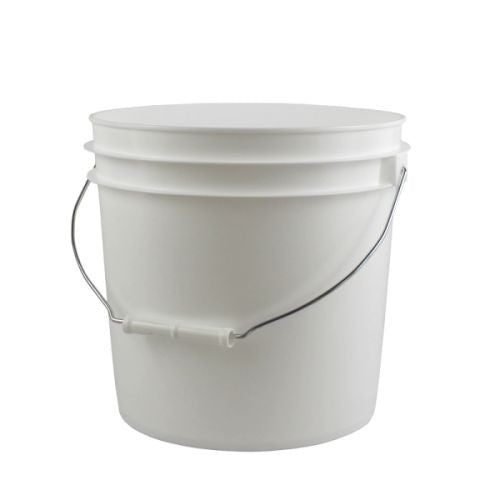 Plastic Fermenting Bucket - 2 Gallon