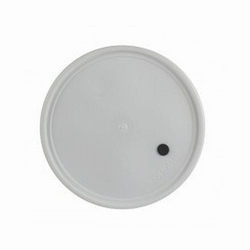 Grommeted Lid for Plastic 2 Gallon Fermenting Bucket