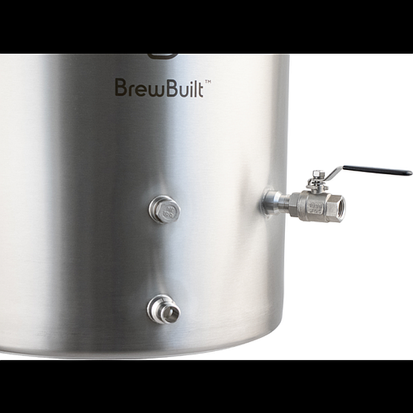 50 Gallon BrewBuilt­ Whirlpool Kettle
