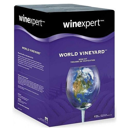 California Moscato World Vineyard 1 Gallon Wine Ingredient Kit