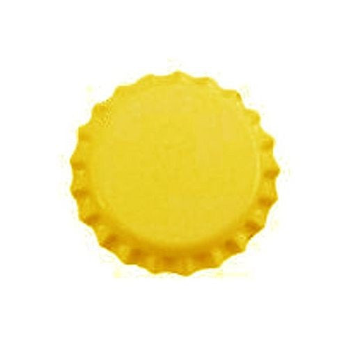 Oxygen Absorbing Bottle Caps - Yellow, 144 count