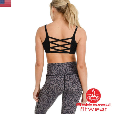 full coverage workout bra