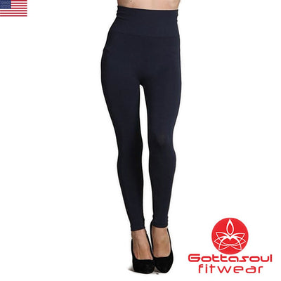 leggings tummy control