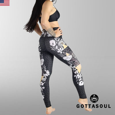 recycled yoga pants