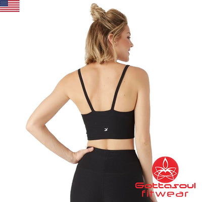sport bra crop top