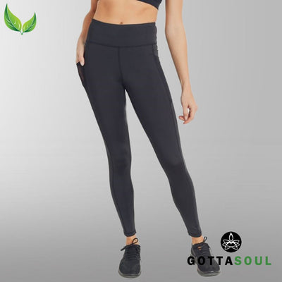 side pocket workout leggings