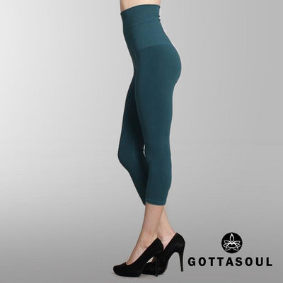 crop yoga leggings