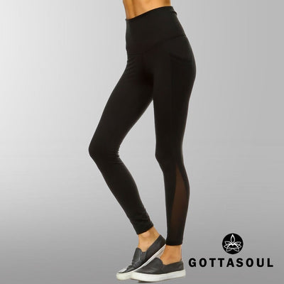 womens pocket leggings
