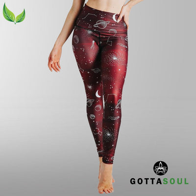 renewable yoga pants
