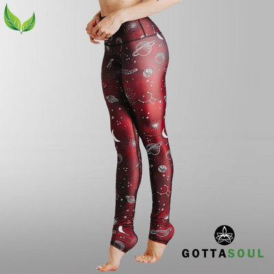 sustainable yoga wear