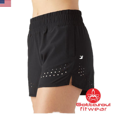 women's shorts with elastic waist