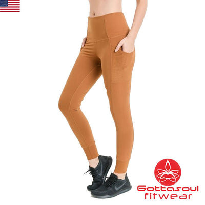 tumeric leggings