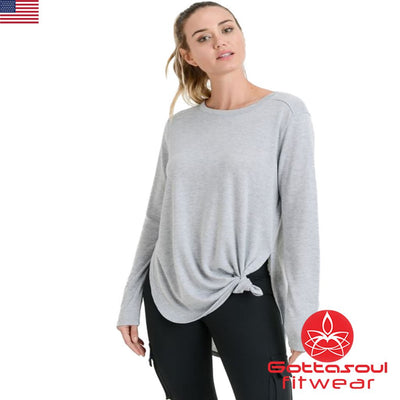yoga top large bust