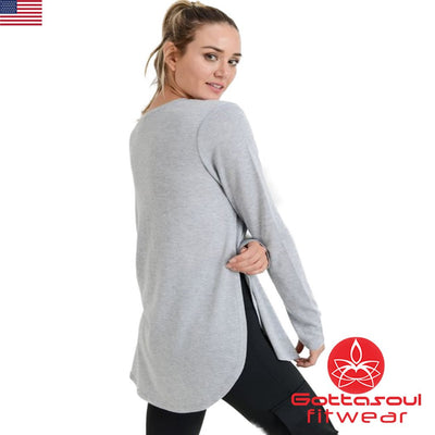 yoga top long sleeve