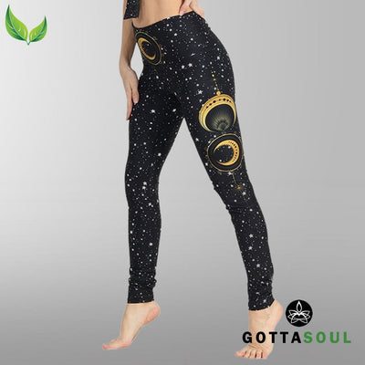 fortune teller leggings