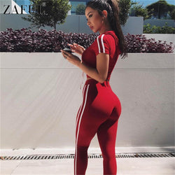 1c20957f17 Women Fitness Hooded Yoga Set Gym Running Dancing Jogging Suit