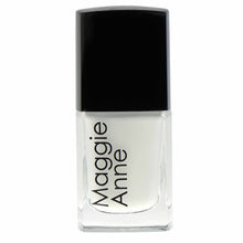 Maggie Ann vegan & cruelty free nail polish - diamond white