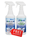 Marine DIY Mildew Stain Remover, Blocker and Cleaner