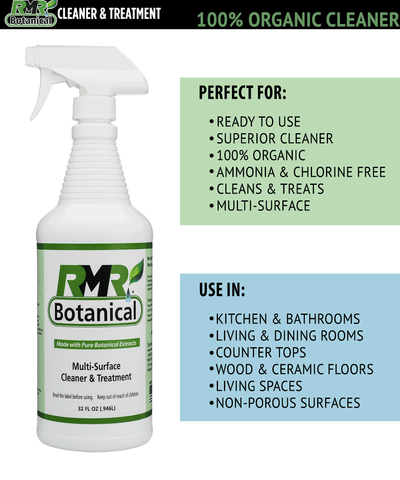Benefits of Organic Cleaners