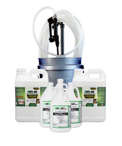 Complete Mold Kill & Prevent Starter Plus Bundle