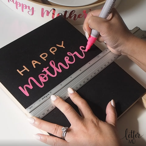 Mother's Day Decoration Ideas Kassa Chalk Markers