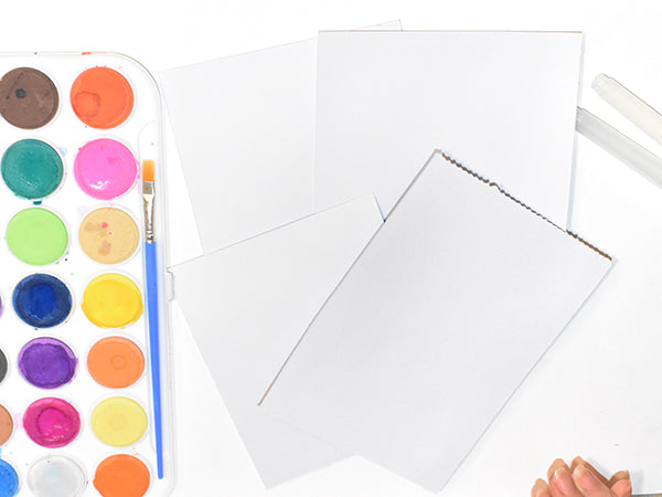 Kassa watercolor set DIY project