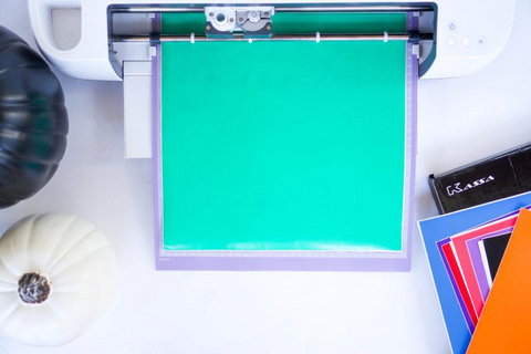 Kassa Vinyl sheets is compatible with cutter like cricut and silhouette cameo