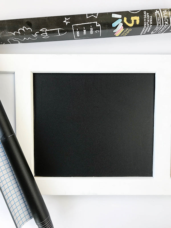 peel and stick kassa chalkboard covering any surface