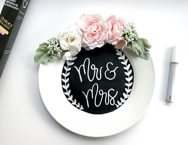 wedding chalkboard decor weddings idea