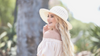 Eva Catherine - Summer Hat Trends at San Diego Hat Co