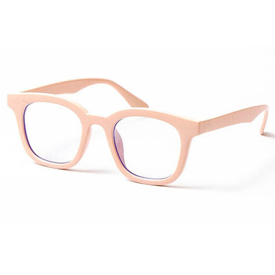 Womens Square Frame With Blue Light Lens (Bsr1132)