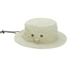 Mens Bucket Hat With Chin Cord And Wicking Sweatband