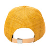 Women's Woven Raffia Ball Cap With Leather Adjustable Back (CTH4087)-CAP-San Diego Hat Company