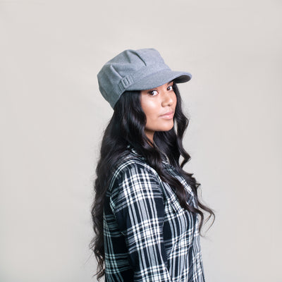Women's Cap With Buckle (CTH8065OS)-CAP-San Diego Hat Company