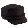Women's Cadet Cap With Self Buttons