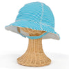 Kids Striped Sun Hat (CTK3402)-BUCKET-San Diego Hat Company