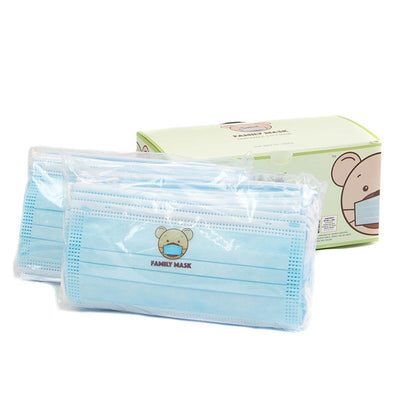Disposable Face Mask - 50pc/box